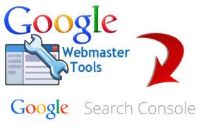 google magento search console