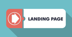 Magento landingpage